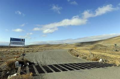 Caminos sin terminar cerca de El Calafate. Foto Maxi Failla.