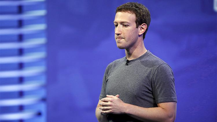 Mark Zuckerberg durante la conferencia de Facebook F8 en San Francisco (California, EE.UU.), el 12 de abril de 2016