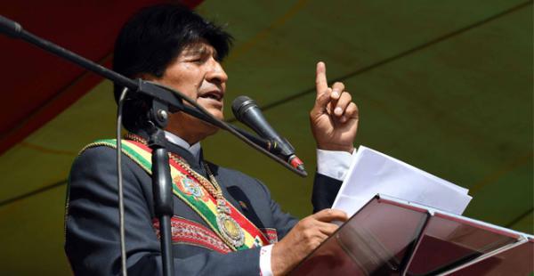 Morales destacó hoy los acuerdos alcanzados con Pedro Pablo Kuczynski