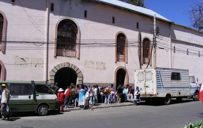 Crónica // Cárcel de San Pedro, ¿cuánto debes pagar por mantenerte preso?
