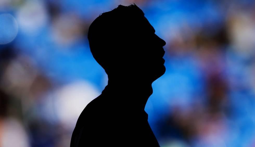 Cristiano Ronaldo, durante el partido ante el Leganés.