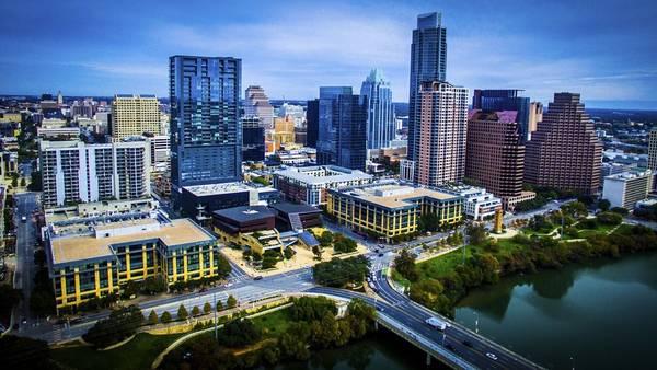 Austin, capital del estado de Texas (Getty Images).