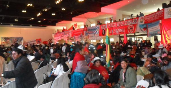 Los organizadores esperan el arribo de las delegaciones de diferentes países de la región e incluso Europa.