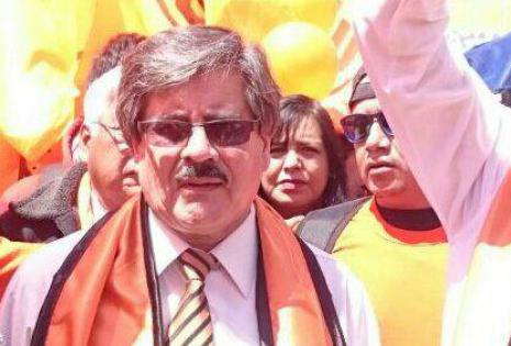 Waldo Albarracín va a la reelección.