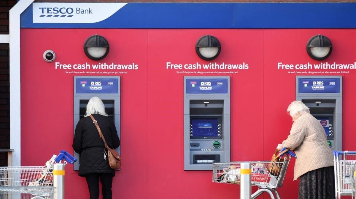 Tesco Bank reconoce el robo on-line de dinero en 20.000 cuentas bancarias