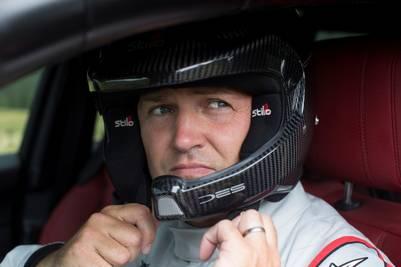 Ben Collins, también conocido como The Stig.