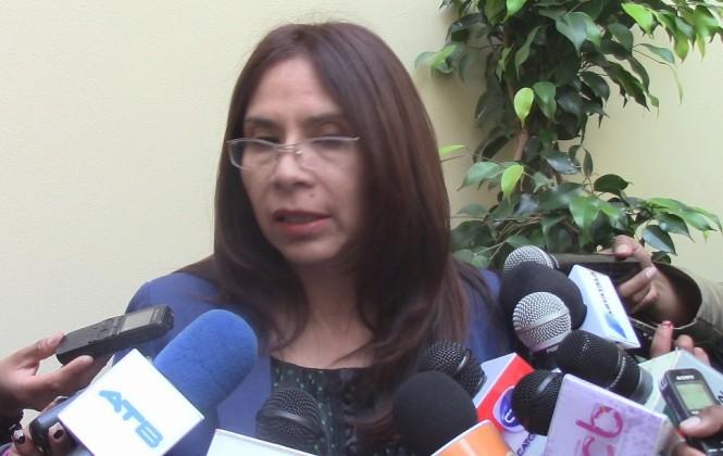 """Diputada cuestiona que PGE dé """"cheque en blanco"""" al ministro Arce para endeudar al país"""