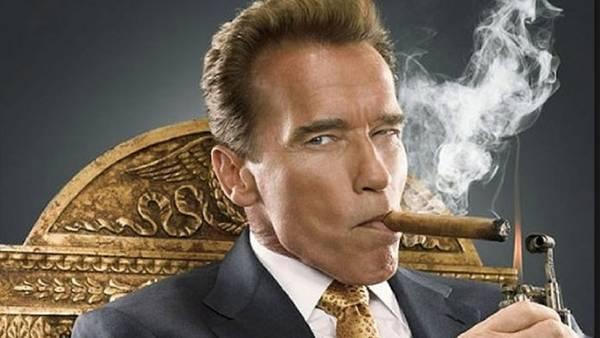 Arnold Scwarzenegger reemplará a Trump en