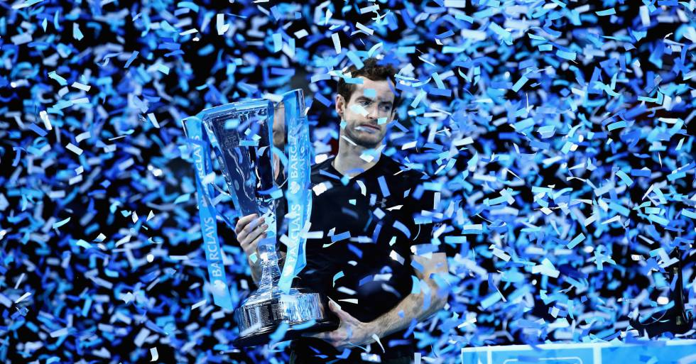 Andy Murray ante Djokovic