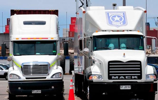 Aduaneros de Chile llegan a un acuerdo con su Gobierno y suspenden paro
