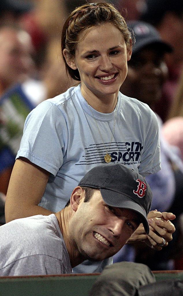 Ben Affleck, Jennifer Garner, 2006