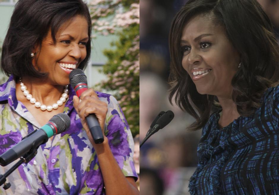 Revelan el secreto de Michelle Obama para no envejecer en ocho años de primeradama