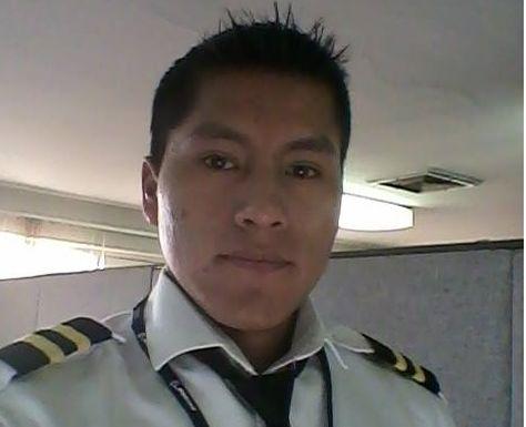 Erwin Tumiri es uno de los bolivianos que sobrevivió al accidente del avión que se estrelló en Colombia.
