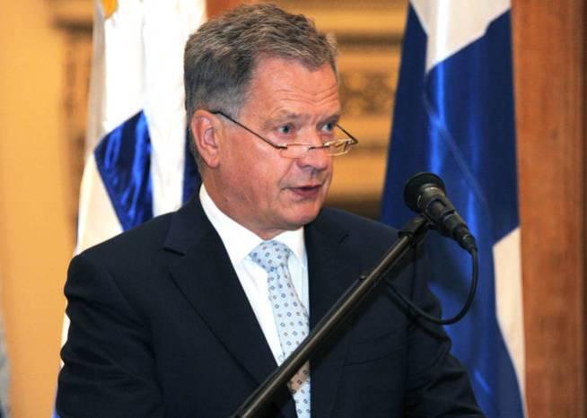 El Primer Ministro finlandés, Sauli Niinistö. (Efe)