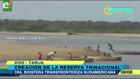 En Tarija se creará la primera Reserva Trinacional de Biosfera