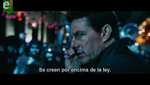 "Llega Tom Cruise con su nuevo film: Jack Reacher ""Sin regreso 2"""