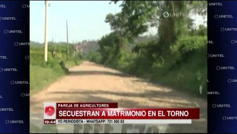 Antisociales interceptan a una pareja de agricultores en un barrio de El Torno