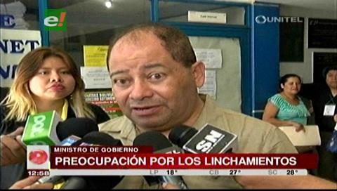 Ministro Romero asegura que el sistema de justicia atraviesa su peor crisis