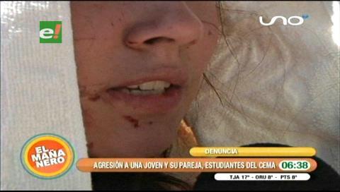 Una joven estudiante denuncia agresión de su compañera del CEMA