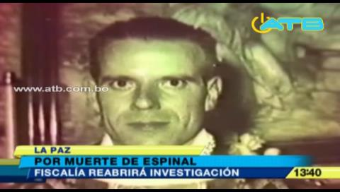 Fiscalía reabrirá investigación sobre la muerte de Luis Espinal