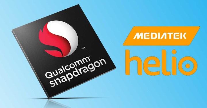 snapdragon vs mediatek