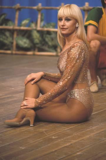 Raffaella Carrá en los setenta.