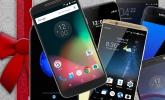 Ideas para regalos de Navidad: móviles por menos de 200 euros