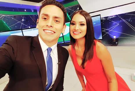 Presentadores La Paz