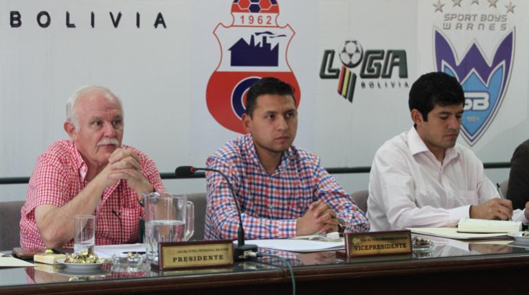 Resultado de imagen para Consejo superior Fútbol Profesional Boliviano