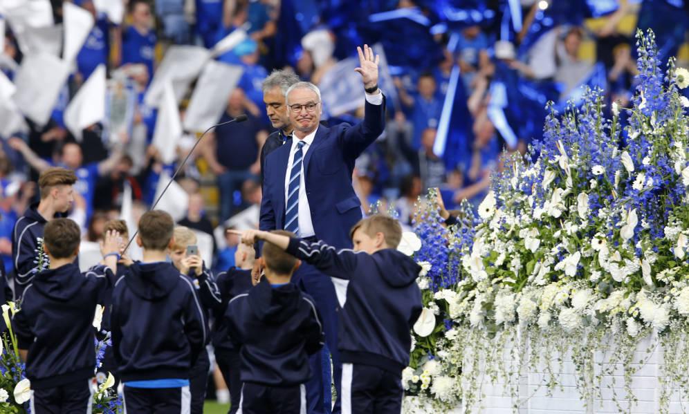 Foto: El modesto Leicester City de Claudio Ranieri ganó la Premier League por sorpresa (Reuters)