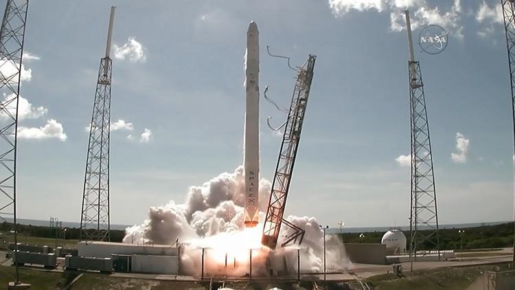 'Segunda oportunidad': SpaceX anuncia que lanzará el Falcon 9 este domingo