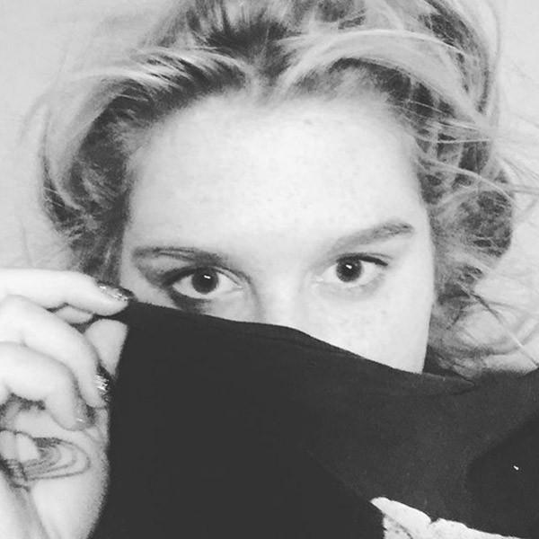 Kesha, Instagram