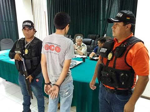 Capturan-a-menor-de-16-anos,-responsable-de-asesinato-en-Montero-