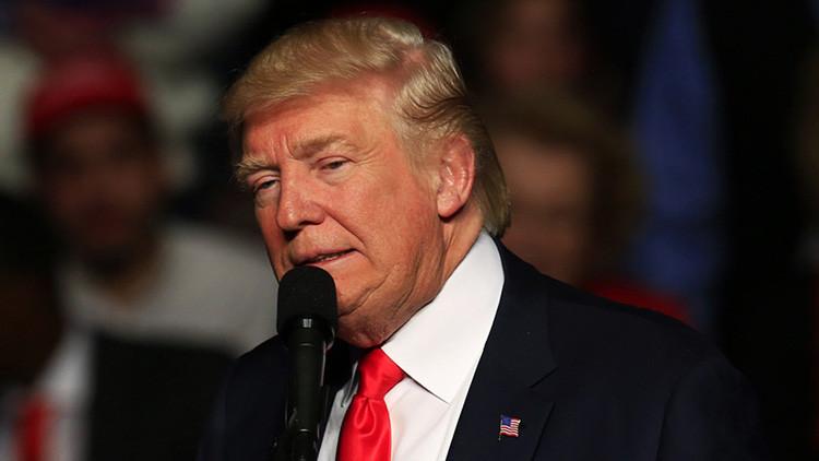 Trump afirma que el Comité Demócrata intentó ser 'hackeado' pero no tuvo éxito