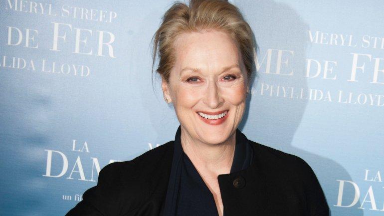 La actriz Meryl Streep