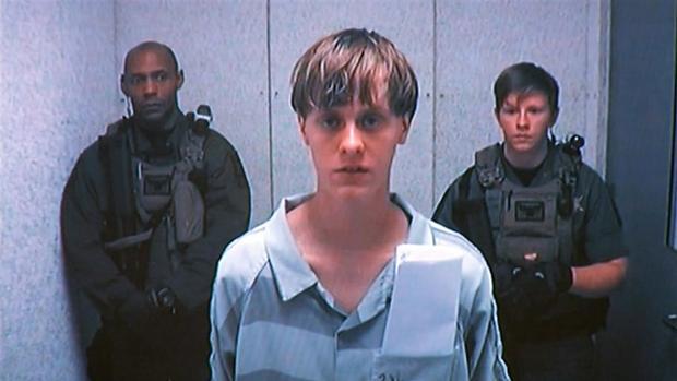Dylann Roof, autor de la matanza racista en una iglesia de Charleston