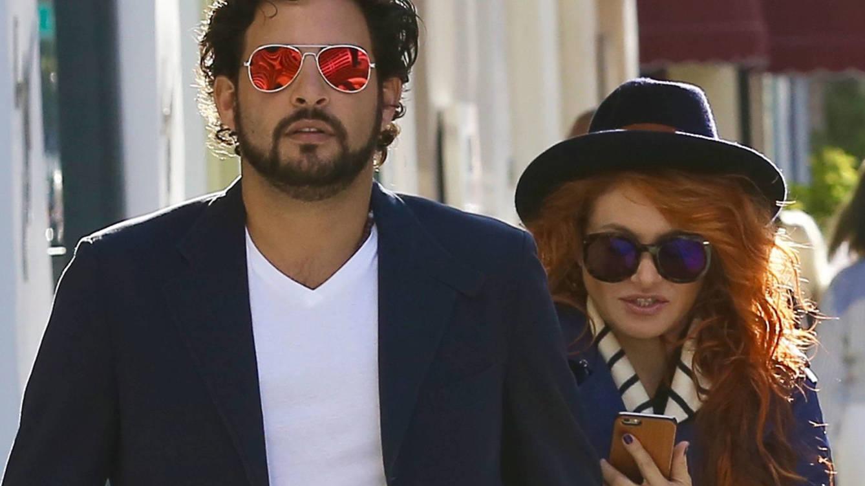 Foto: Paulina Rubio y su ex pareja, Gerardo Bazúa (Gtres)