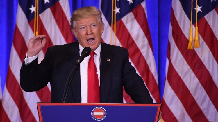 Activistas amenazan con interrumpir la ceremonia de investidura de Donald Trump