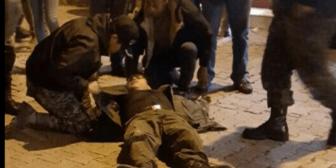 Imputan a hombre que disparó contra un policía y piden encarcelarlo