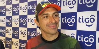 """'Chavo' Salvatierra: """"Quiero estar en el top 5"""""""