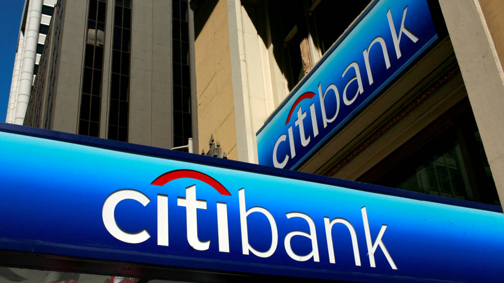 Foto: Logo de Citibank en Chicago. (Reuters)