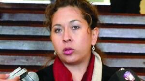Fiscalía convocará a exministra Moreira por la crisis de agua en La Paz