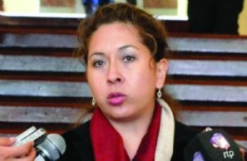 Fiscalía convocará a Moreira por la crisis de agua en La Paz