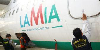 Exjefe de AASANA responsabiliza a exfuncionaria Castedo de autorizar el vuelo de LaMia