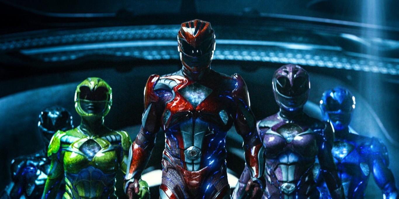 'Power Rangers', nuevo y espectacular tráiler del reboot cinematográfico