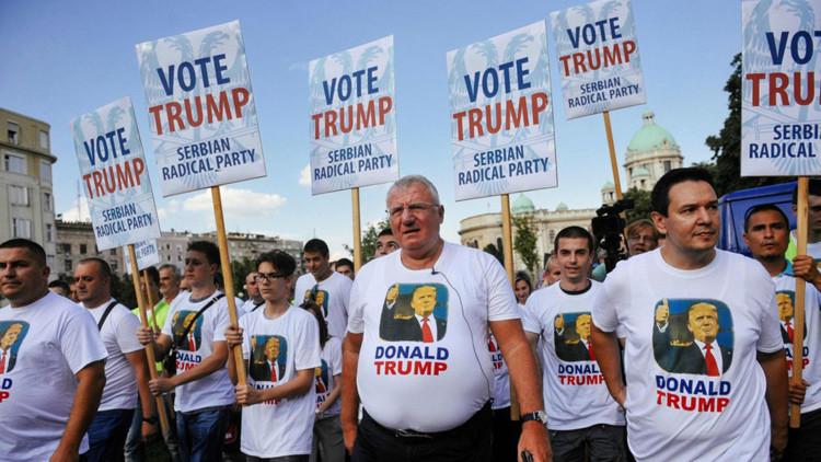 ¿Por qué Europa del Este se alegra de la victoria de Trump?