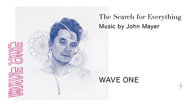 imagen John Mayer estrena los primero tres temas de su nuevo disco