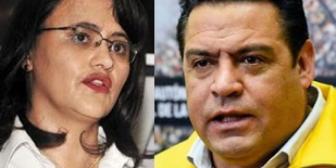 Alcaldía de La Paz presenta querella por discriminación contra la ministra Lenny Valdivia