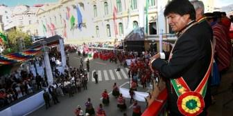 El MAS prepara una fiesta en Santa Cruz con medio millón de personas este domingo