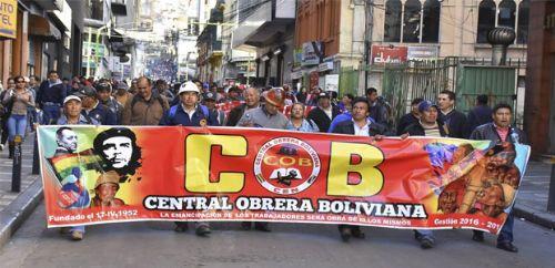 COB decide ir a paro de 72 horas, miércoles, jueves y viernes de la siguiente semana